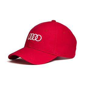 Cap rood, Audi ringen