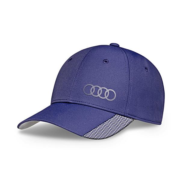 Audi Cap premium, blauw