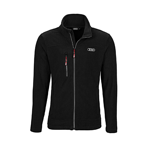 Audi Fleece jack, heren