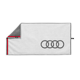 Handdoek, Audi ringen