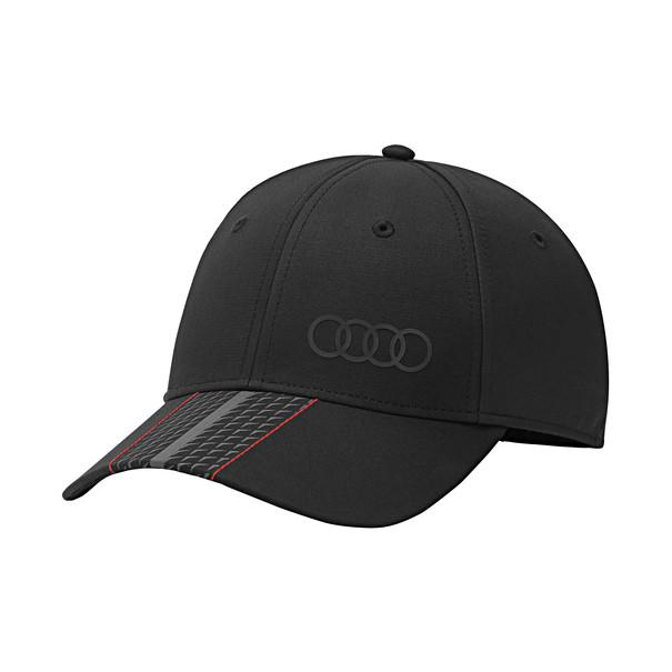 Audi Cap zwart, Frequenz