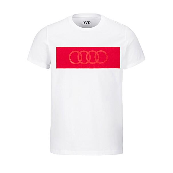 T-shirt, Audi ringen