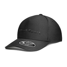 Cap zwart, Audi Sport