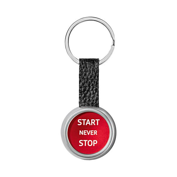 Audi Sleutelhanger, Start/Stop