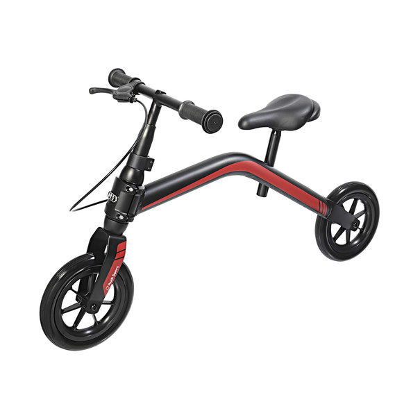 Loopfiets en step in 1, Audi Sport