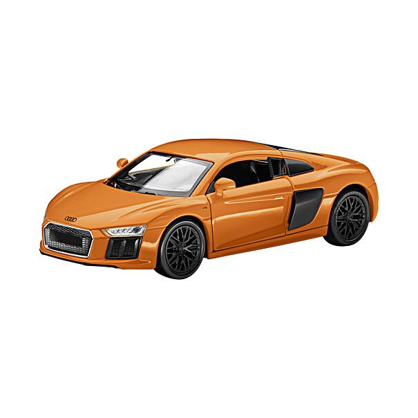 Audi R8 pullback speelgoedauto, 1:38