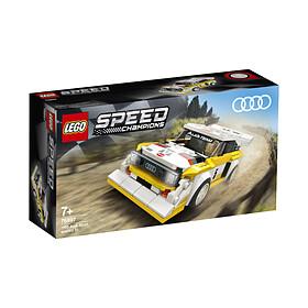 Audi Sport quattro S1, Speed Champions LEGO®