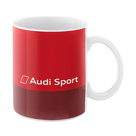Mok rood, Audi Sport