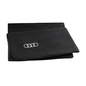 Audi Fleece deken en kussen