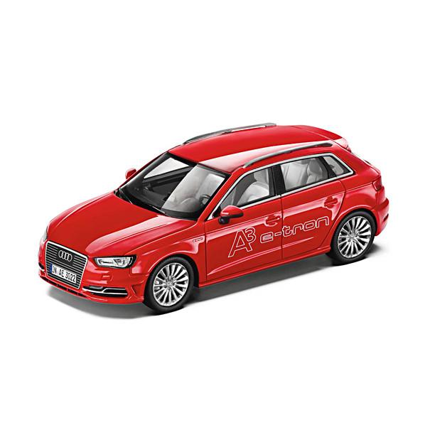 Audi A3 Sportback e-tron modelauto