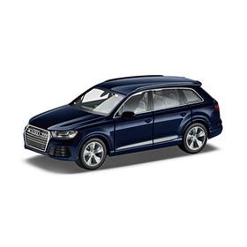 Audi Q7 modelauto, 1:87
