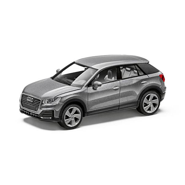 Audi Q2 modelauto, 1:87