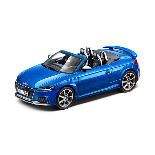 Audi TT RS Roadster modelauto, 1:43