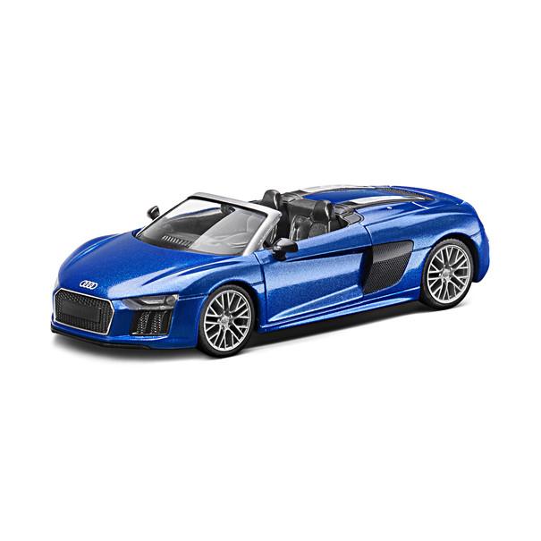 Audi R8 Spyder modelauto, 1:87