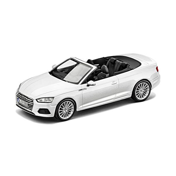 Audi A5 Cabrio modelauto, 1:43