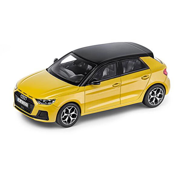 Audi A1 Sportback modelauto, 1:43