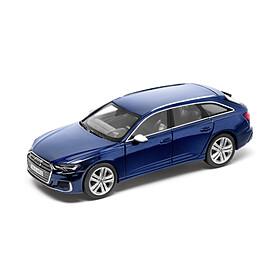 Audi S6 Avant modelauto gelimiteerd, 1:43