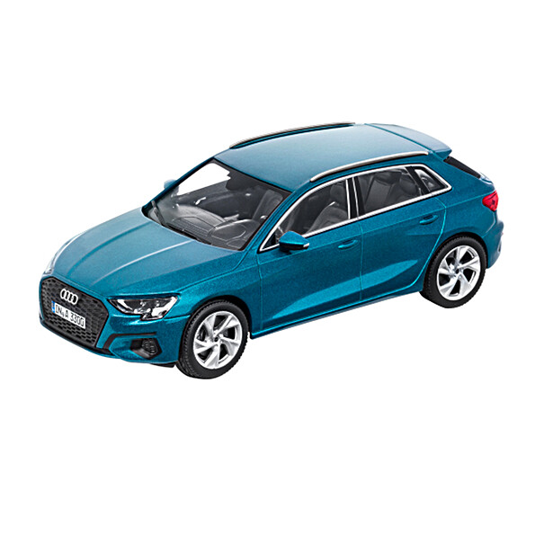 Audi A3 Sportback modelauto, 1:43
