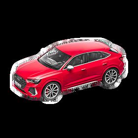 Audi RS Q3 Sportback modelauto, 1:18