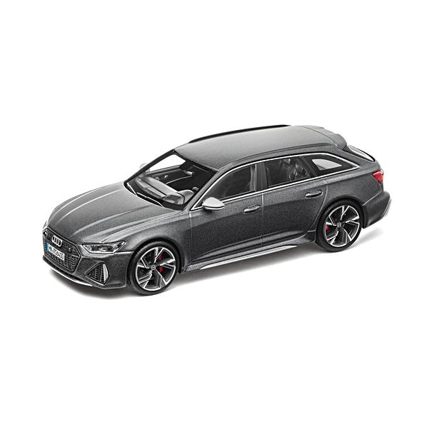 Audi RS 6 Avant modelauto, 1:43