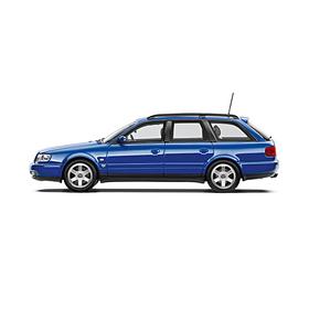 Audi S6 Plus modelauto