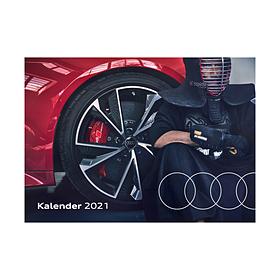 Audi kalender 2021