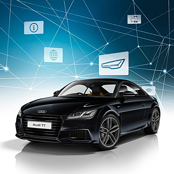 Audi connect infotainment services 2 jaar