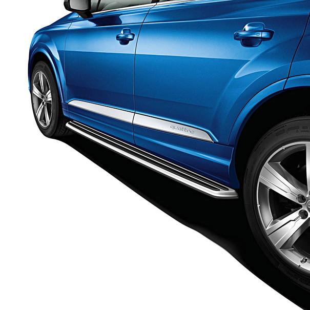 Audi Treeplanken Q7