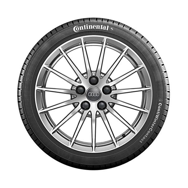Audi 17 inch lichtmetalen winterwiel, 5-spaaks