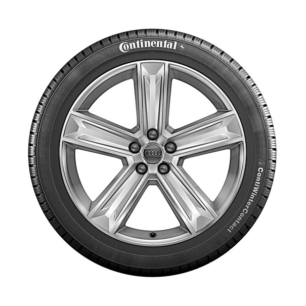 Audi 20 inch winterset, 5-Arm