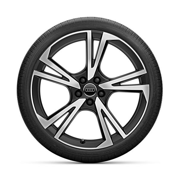 Audi 20 inch lichtmetalen zomerset, falx design, A5