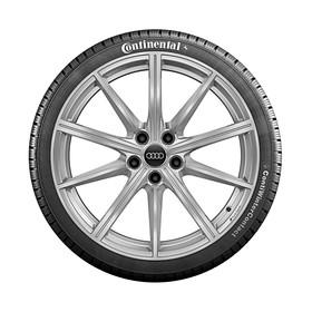 Audi 19 inch lichtmetalen winterset, 10-spaaks Star, RS4 / RS5