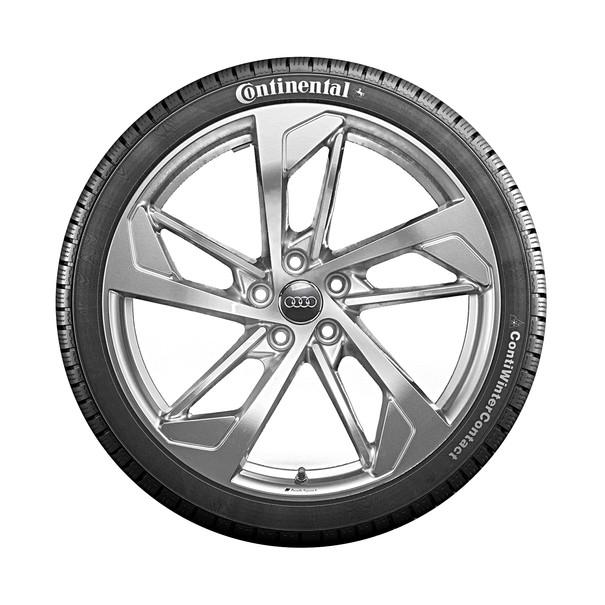 Audi 20 inch lichtmetalen winterset, 5-spaaks trapezium, RS5