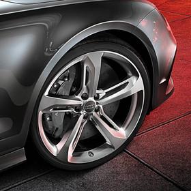 Audi 21 inch lichtmetalen winterset, 5-dubbelspaaks, RS7