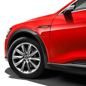 Audi 20 inch winterset 10 spaak Lamina Design zilver, e-tron