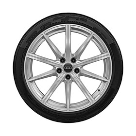 Audi 21 inch winterset ,10 spaak ster design, RS6 / RS7