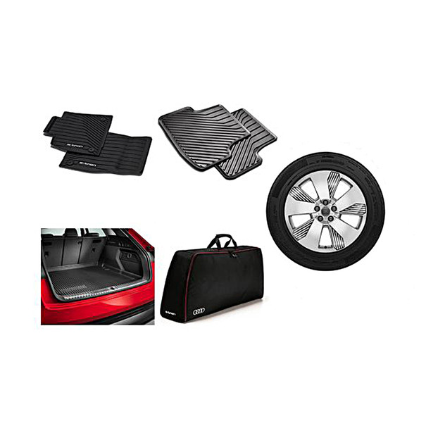 Audi e-tron winterpakket plus