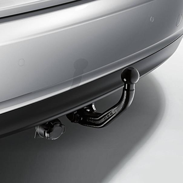 Audi Vaste trekhaak A6, inclusief 13-polige kabelset