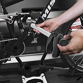 Audi Thule EasyFold XT, 2 fietsen