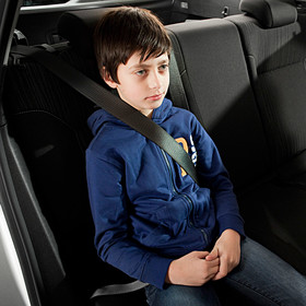 Audi Safety belt solution