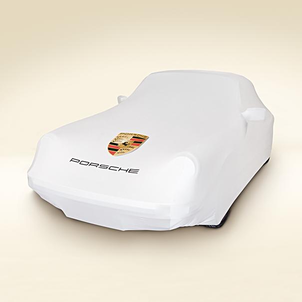 Porsche Auto afdekhoes voor binnen - 911 zonder spoiler (t/m 1989)