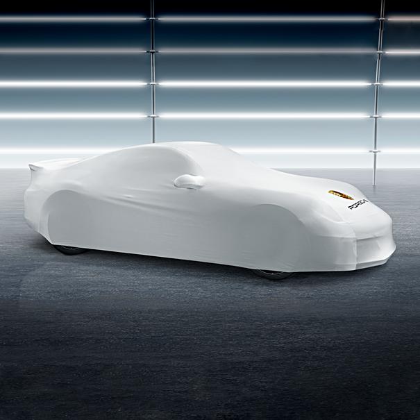 Porsche Indoor afdekhoes voor 911 (996) zonder aerokit