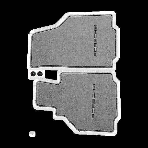 Vloermatten Graphite Grey - Porsche Boxster (986)