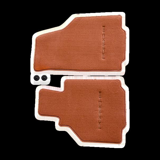 Vloermatten Cinnamon Brown - Porsche Boxster (986)