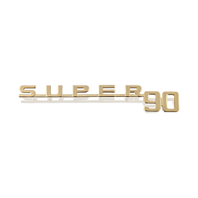 """Belettering """"SUPER 90"""" - Porsche 356 B-T5"""