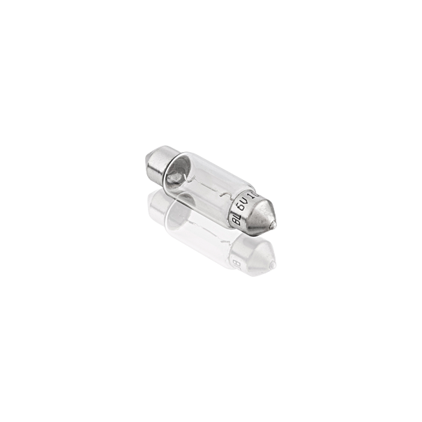 Gloeilamp 6V - 10W buislamp interieurverlichting - Porsche 356