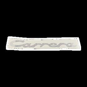 Belettering 'Carrera' - Porsche 911