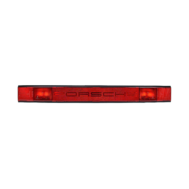 Reflectorkap met mistachterlicht en reflector - Porsche 911