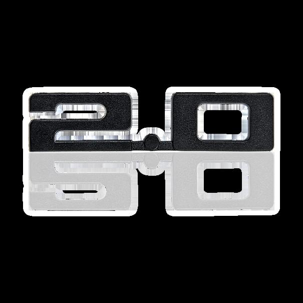 Belettering '2.0' - Porsche 914