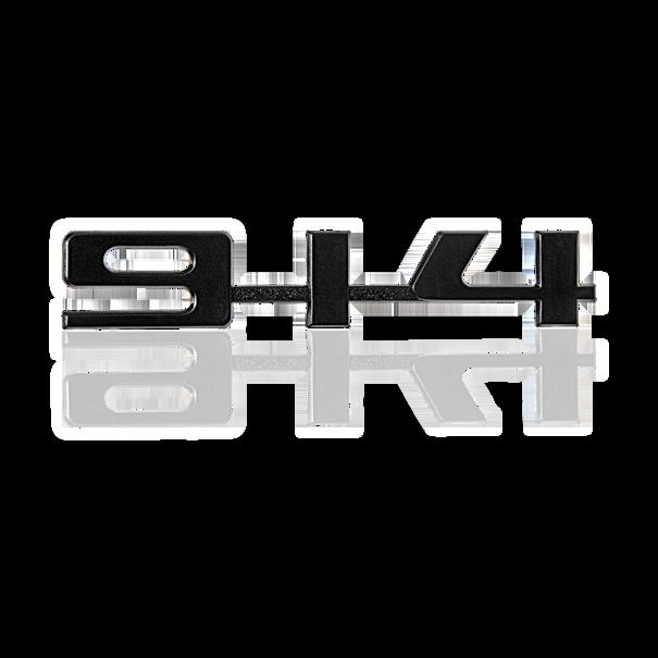 Belettering '914' - Porsche 914